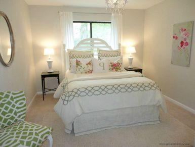 Stunning minimalist bedroom ideas on a budget 23
