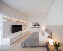 Stunning minimalist bedroom ideas on a budget 35