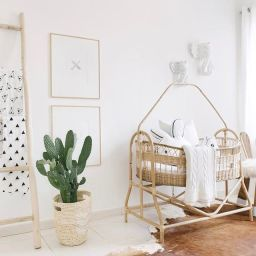 Stylish baby room design and decor ideas 12