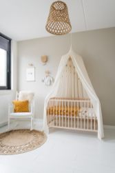 Stylish baby room design and decor ideas 40