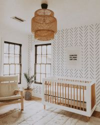 Stylish baby room design and decor ideas 41