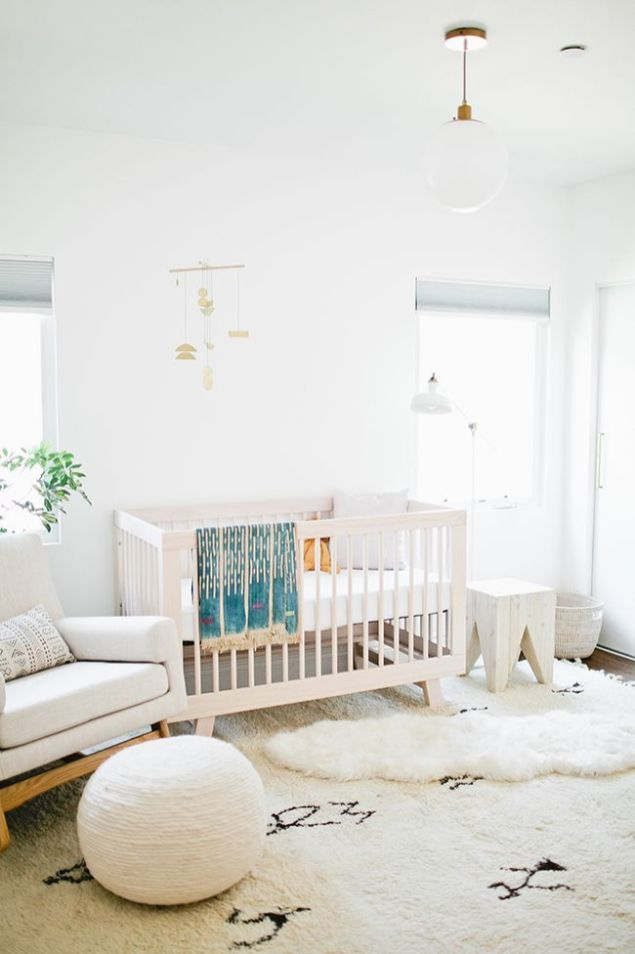 Stylish baby room design and decor ideas 51