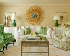 Stylish gold living room design ideas you will love 13