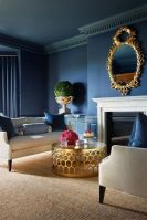 Stylish gold living room design ideas you will love 22