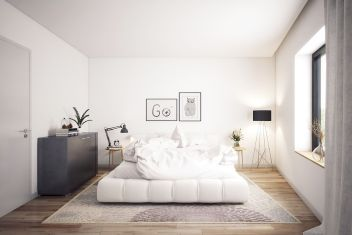 Totally inspiring scandinavian bedroom interior design ideas 01