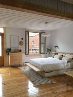 Totally inspiring scandinavian bedroom interior design ideas 12