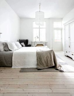 Totally inspiring scandinavian bedroom interior design ideas 44