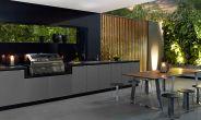 Amazing black kitchen design ideas 12