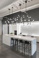 Amazing black kitchen design ideas 24