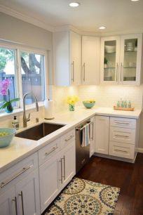 Creative kitchen cabinets makeover ideas 04