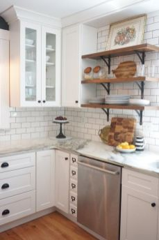 Creative kitchen cabinets makeover ideas 12