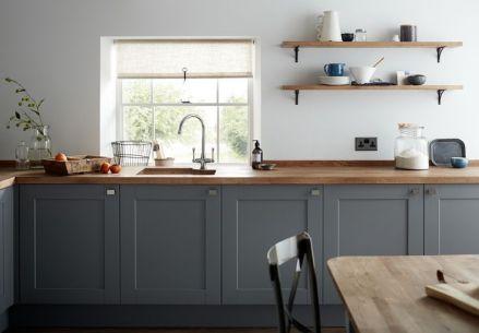 Creative kitchen cabinets makeover ideas 18