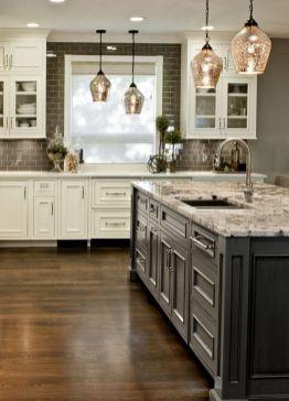 Creative kitchen cabinets makeover ideas 27