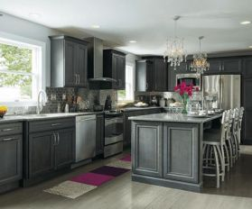 Creative kitchen cabinets makeover ideas 31