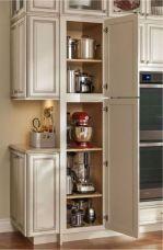 Creative kitchen cabinets makeover ideas 34