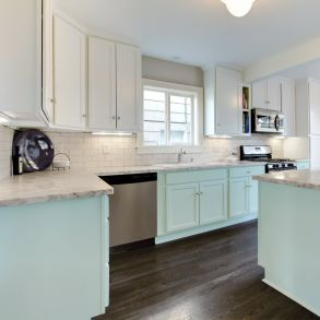 Creative kitchen cabinets makeover ideas 47