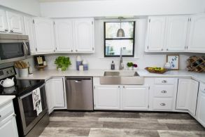 Creative kitchen cabinets makeover ideas 48