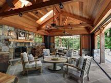 Fabulous porch design ideas for backyard 10
