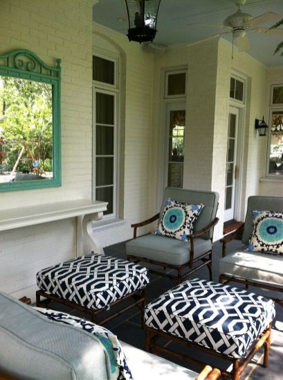 Fabulous porch design ideas for backyard 17
