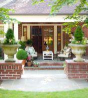 Fabulous porch design ideas for backyard 29
