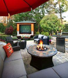 Fabulous porch design ideas for backyard 34