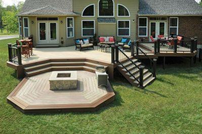 Fabulous porch design ideas for backyard 44