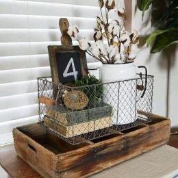 Fabulous small farmhouse bathroom design ideas 33