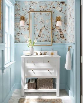Fantastic small bathroom ideas for apartment 24