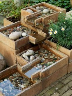 Great front yard rock garden ideas 13