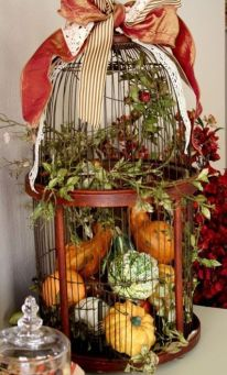 Modern diy autumn decorations to fall for this season 20