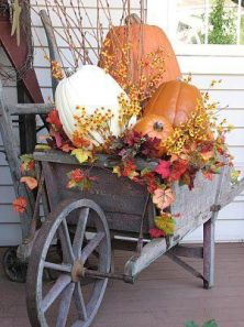 Modern diy autumn decorations to fall for this season 33