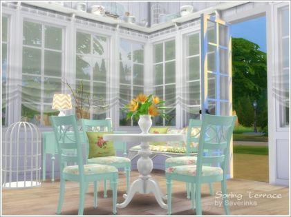Modern spring dining room decoration ideas 32