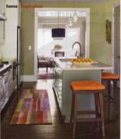 Popular modern french country kitchen design ideas 15
