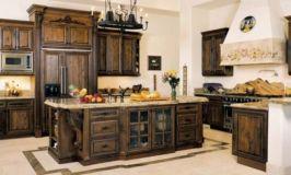 Popular modern french country kitchen design ideas 22