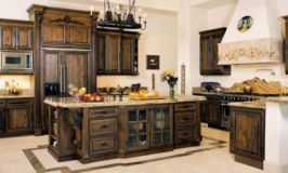 Popular modern french country kitchen design ideas 22