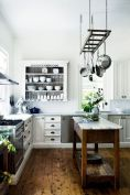 Popular modern french country kitchen design ideas 32