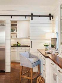 Popular modern french country kitchen design ideas 44