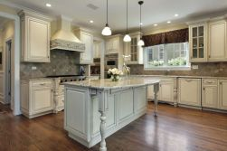 Popular modern french country kitchen design ideas 53