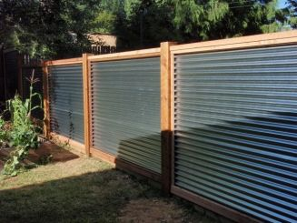 Popular privacy fence ideas 34