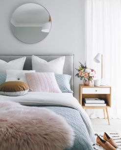 Simple master bedroom remodel ideas for summer 50
