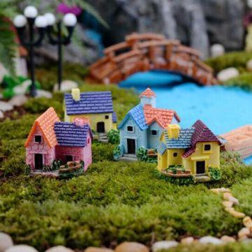 Stunning fairy garden decor ideas 07