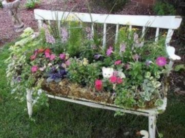 Stunning fairy garden decor ideas 26