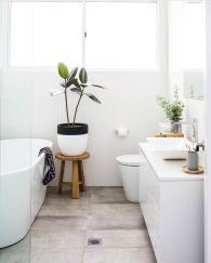Stunning scandinavian bathroom design ideas 26