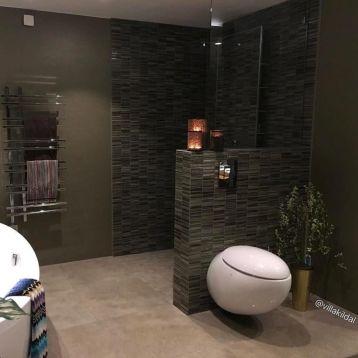Stunning scandinavian bathroom design ideas 37
