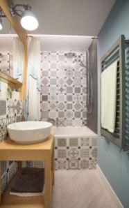 Stunning scandinavian bathroom design ideas 39