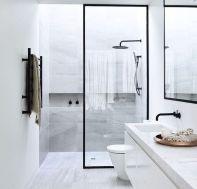 Stunning scandinavian bathroom design ideas 46