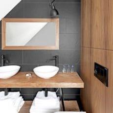 Stunning scandinavian bathroom design ideas 49