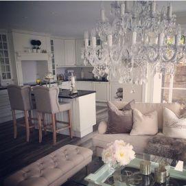 Ultimate romantic living room decor ideas 08