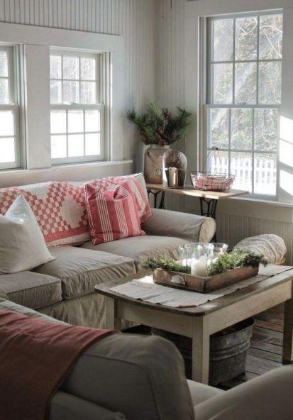 Ultimate romantic living room decor ideas 11
