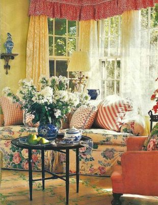 Ultimate romantic living room decor ideas 12